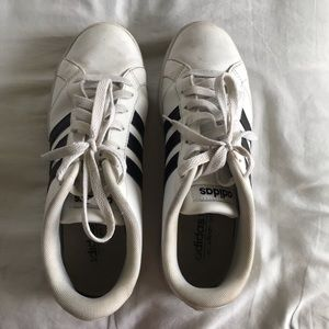 Authentic Adidas sneakers